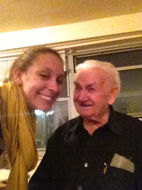 Celebrating his 93rd birthday!