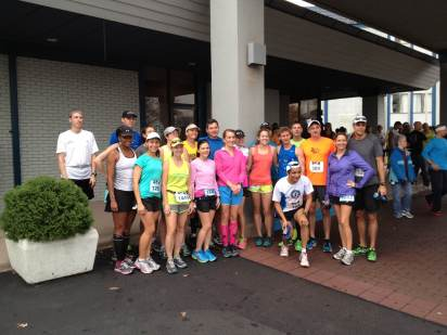 Rocket City Marathon, Huntsville, Alabama