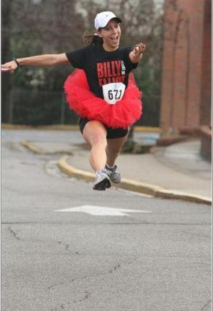 Red Nose Run, Homewood Alabama