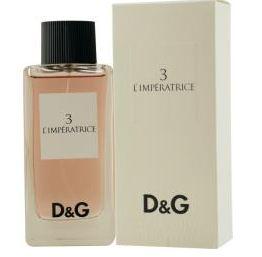Dolce and Gabbana, perfume