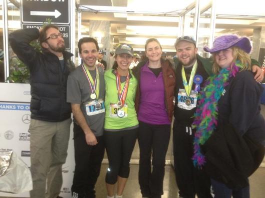 Mercedes Marathon, first marathon, Birmingham