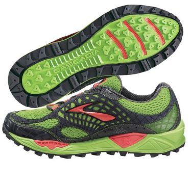 Brooks Cascadia, trail running
