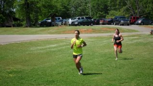Tuscaloosa Foot Race, trail running, Alabama
