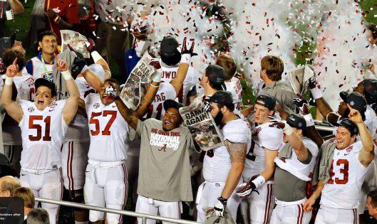 Dynasty, University of Alabama, BCS, champions