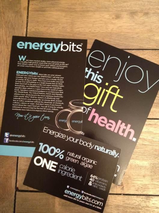 EnergyBits, algae, spirulina
