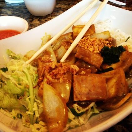 Saigon Noodle House, pho