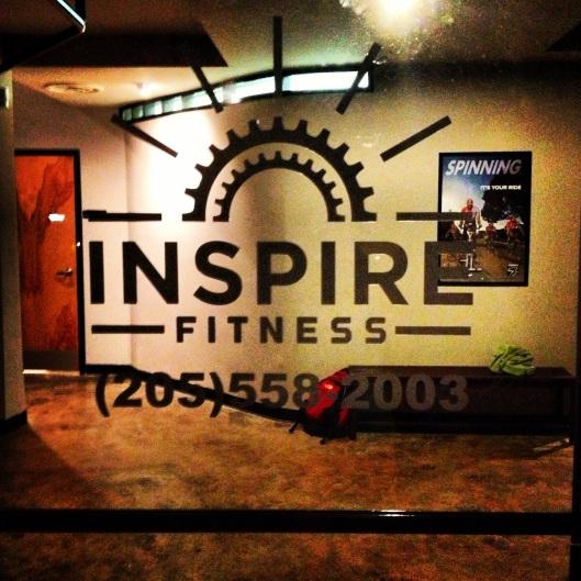 Inspire Fitness, spin, Gabe Rios, Birmingham
