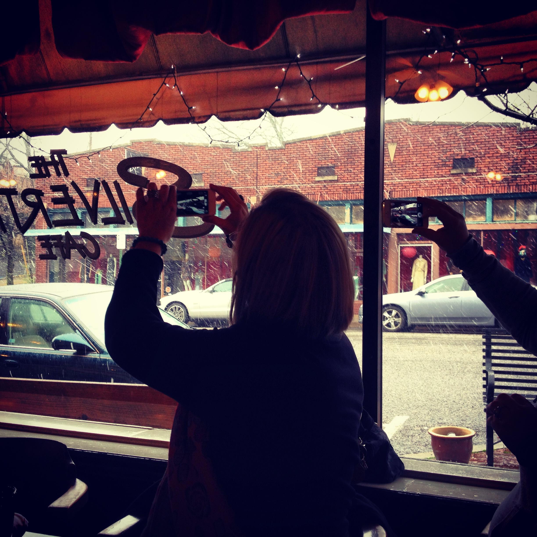 Alabama Bloggers, Silvertron Cafe, Birmingham