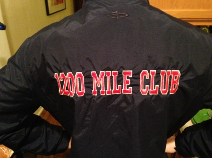 Birmingham Track Club, running groups, 1200 Mile Club, Good People Brewing Company