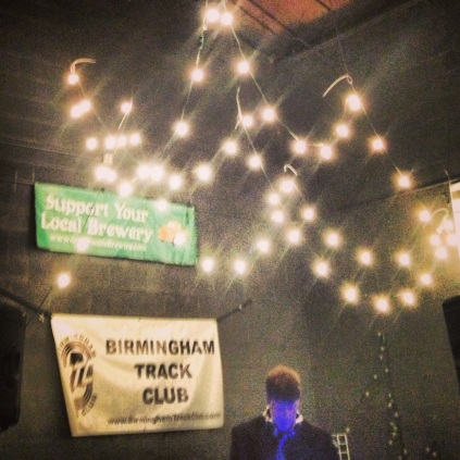 Birmingham Track Club, running groups, Good People Brewery