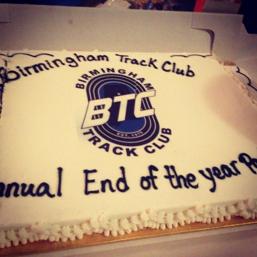 Birmingham Track Club, running groups