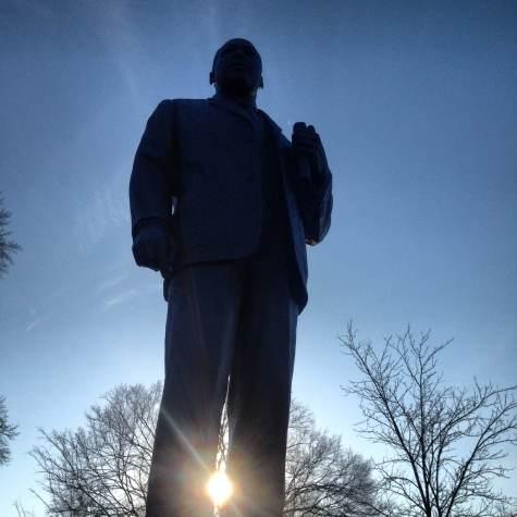 MLK Day, Birmingham, Civil Rights, running