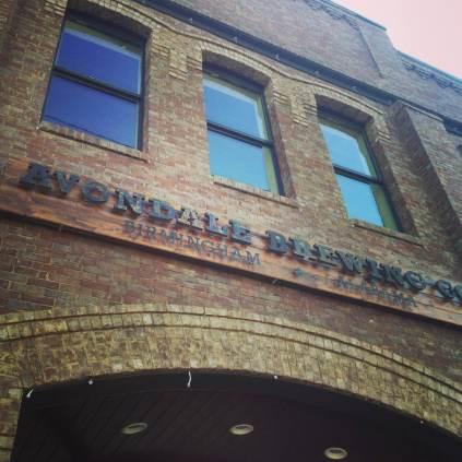 MLK Day, Birmingham, Civil Rights, running, Avondale Brewing Co
