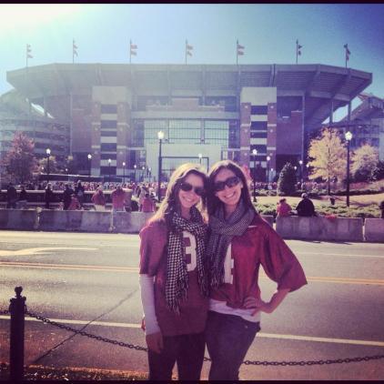 Bryant Denny Stadium, University of Alabama, Tuscaloosa, Crimson Tide