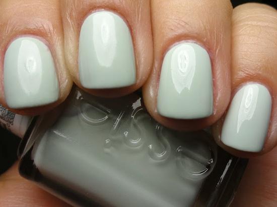 Essie nail polish, A Shore Thing, Figi