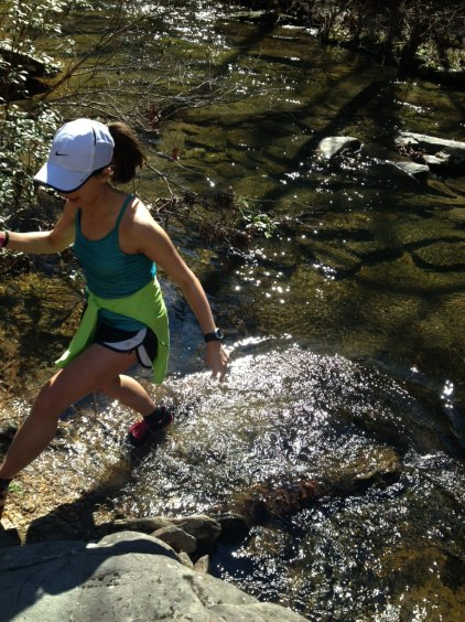 Blue Hell, Pinhoti Trail, Mt. Cheaha 50k, ultra running, trail running,  Cheaha State Park