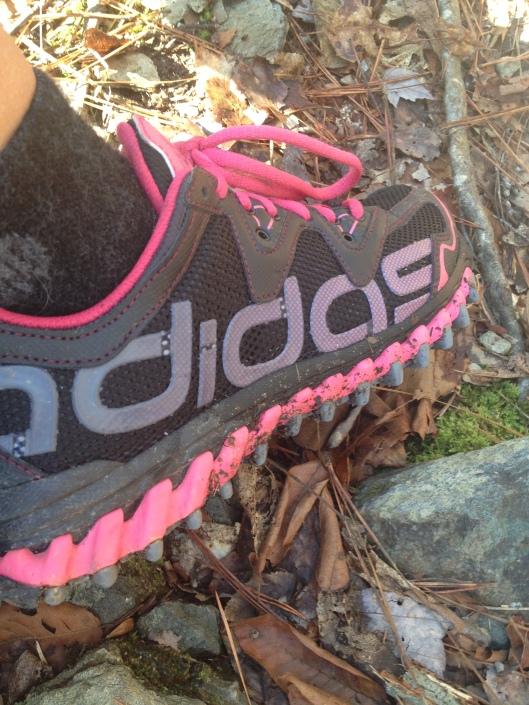 Adidas Vigor 2, trail running, 50k training