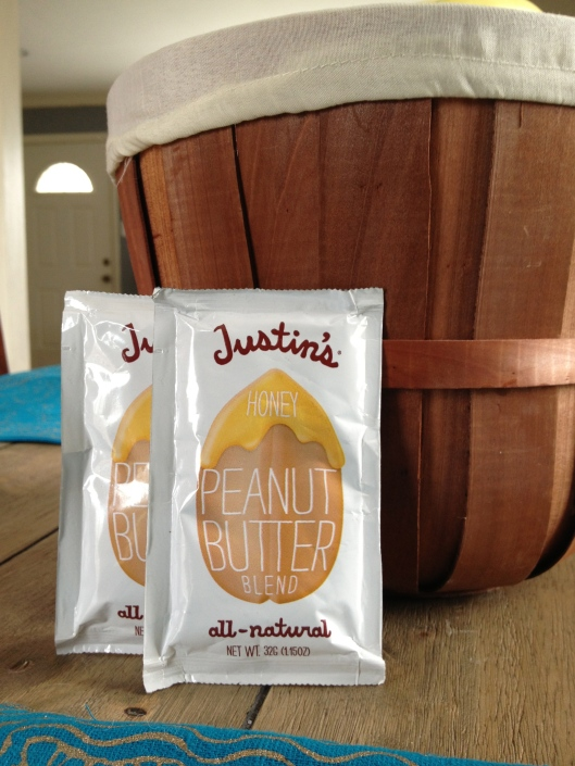 Ultra running, fuel, eating while running, 50k training, Justin's Nut Butter, trail running