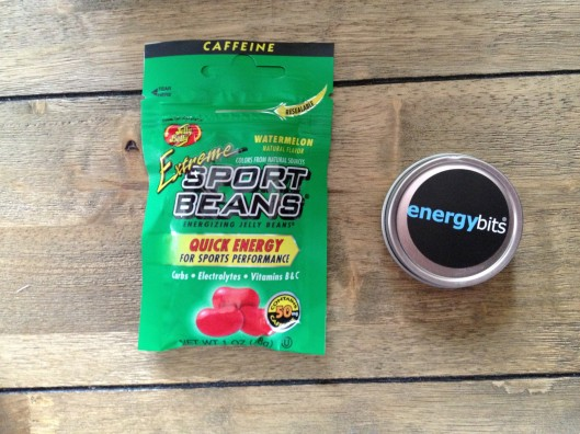 Ultra running, fuel, eating while running, 50k training, Justin's Nut Butter, trail running, EnergyBits, Energy Beans