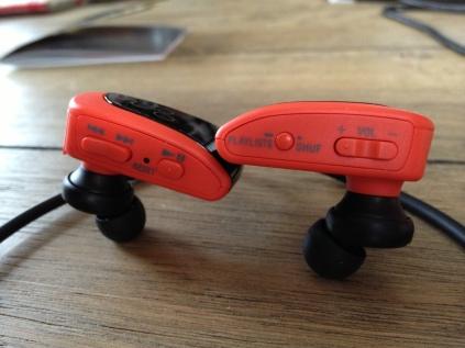 Sony Walkman, Meb keflezighi, MP3 player, iPod, Fun., wireless, hands-free, Sony, Klout, Perk