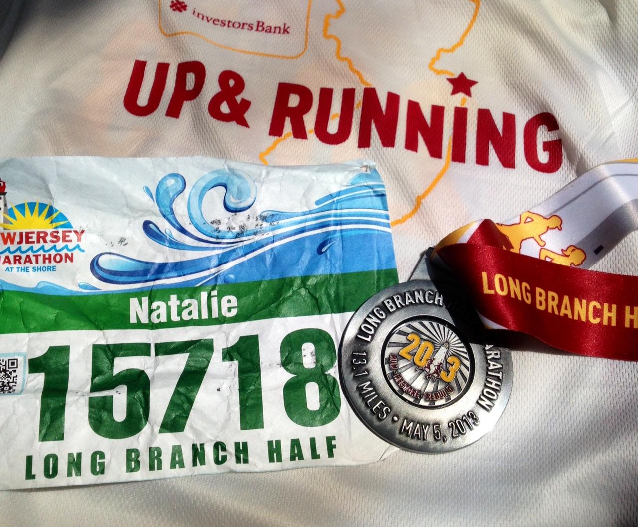 Long Branch Half Marathon, NJ Marathon, New Jersey Marathon, half marathon training, shore, stress fracture