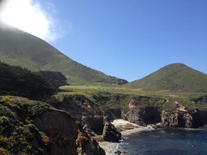 Garrapata State Park, Monterey, Carmel, California, trail running, hiking