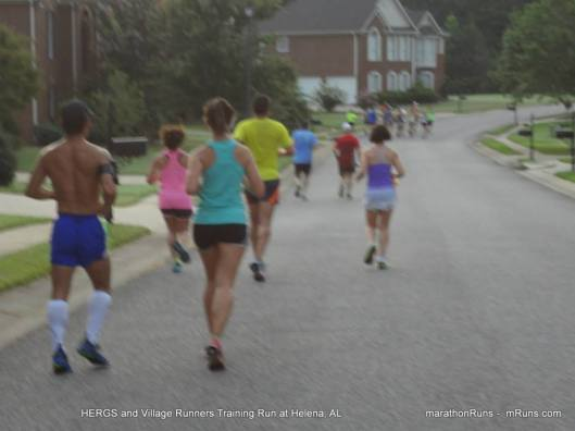 Helena, Old Helena, HERG, Alabama, Top 100 places to live, running, running groups, Birmingham, Donut Chef, Helena Middle School, Hillsboro Path