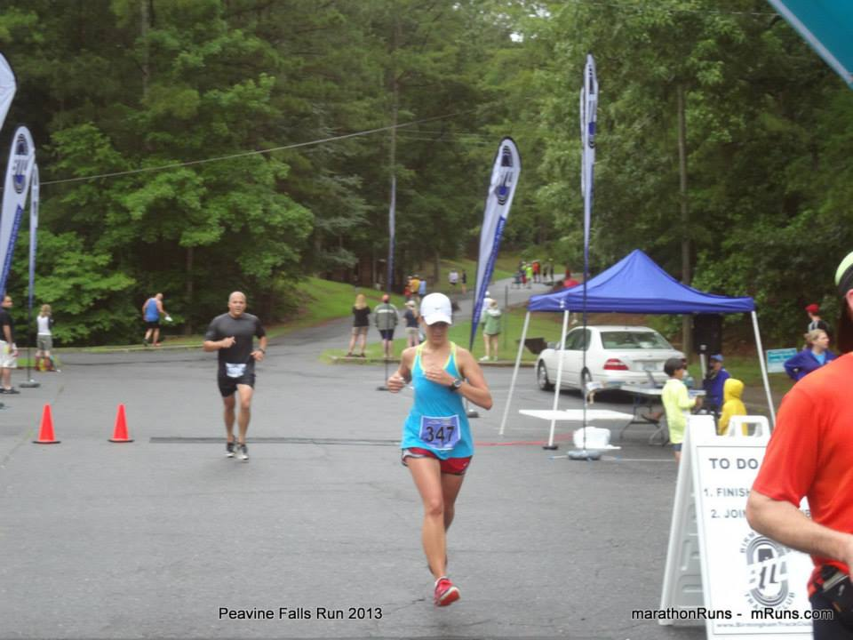 Oak Mountain, Peavine Falls, Birmingham Track Club, 4th of July, Birmingham