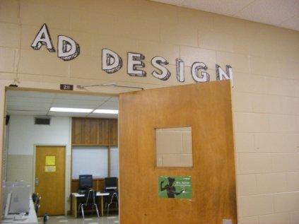 Tuscaloosa Career and Technology Academy, Tuscaloosa, high school, vocational school, advertising, first year teacher