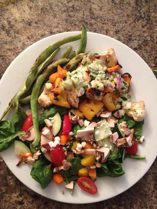 healthy eating, summer recipes, eat clean