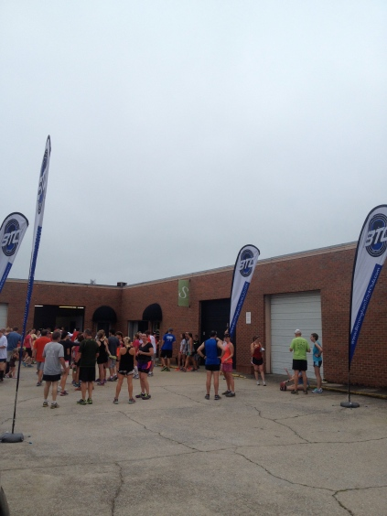 Birmingham, running community, Birmingham Track Club, Resolute Running Training Center, obesity, marathon training, group runs