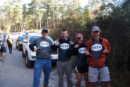 Pinhoti 100, ultra running, trail running, Pinhoti Series, Birmingham Ultra Trail Society, Talladega National Forest, crewing, pacing