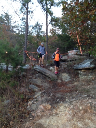 Pinhoti 100, ultra running, trail running, Pinhoti Series, Birmingham Ultra Trail Society, Talladega National Forest, crewing, pacing