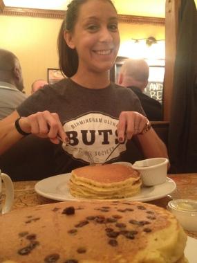 Chuck's Spring Street Cafe, PJ's Pancake House, Princeton, Thomas Sweets Ice Cream, Sushi Palace, clean eating, Shake Shack, holiday eating habits, Omega Diner