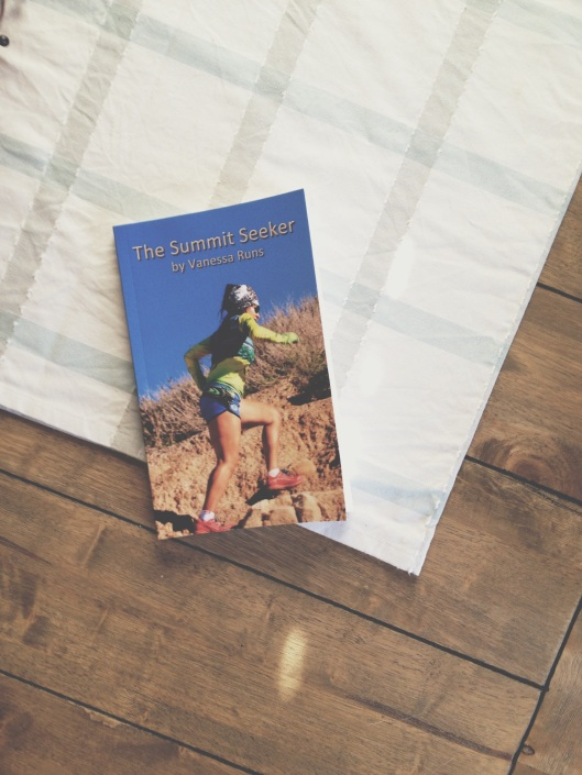 The Summit Seeker, Vanessa Runs, ultra running, ultra marathon, trail running, book review