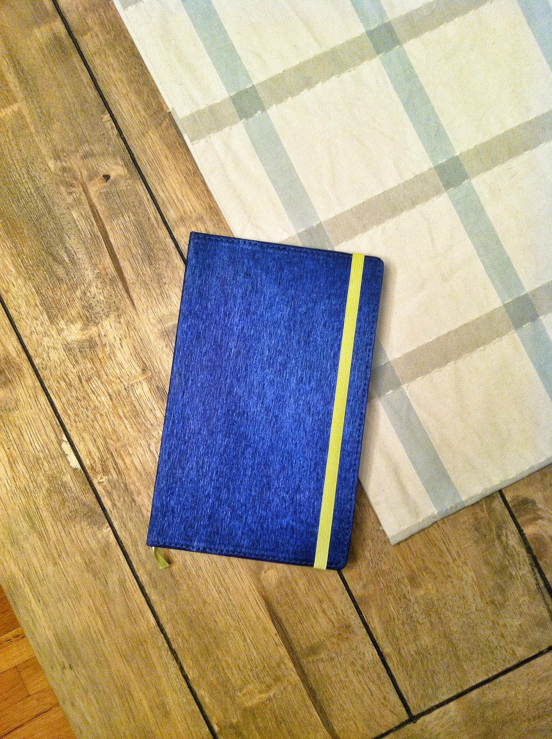 blog journal, handwritten blog, OCD blogger